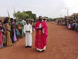 Father ObidiPalmSunday