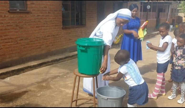 Malawi_Catholic Women Org. Response to COVID -19, Malawi_Photo 1