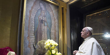 Pope Francis_Guadalupe-osservatore-romano-afp-1