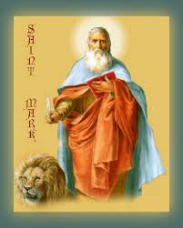 St. Mark with Lion