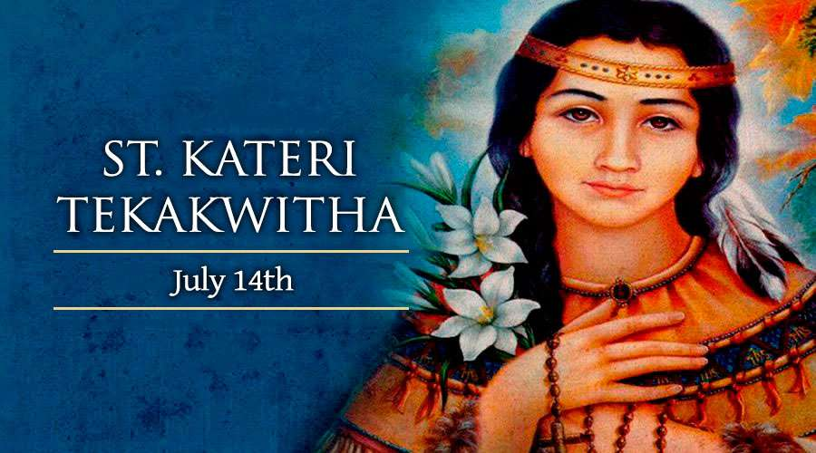 Tekakwitha_14July
